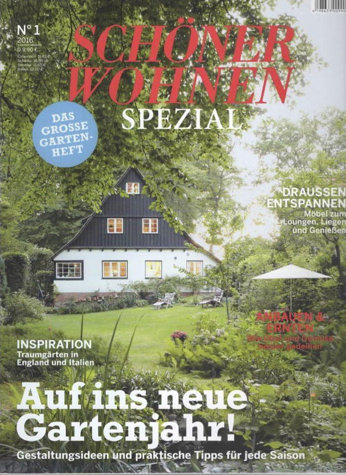 magazine décoration d'intérieure schoener