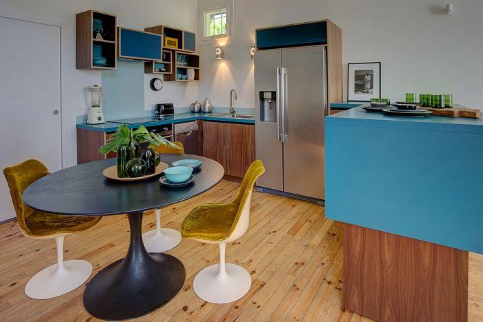 Toulouse Minimes Création d'une cuisine