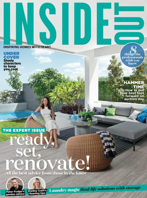 magazine déco architecture d'intérieur inside out