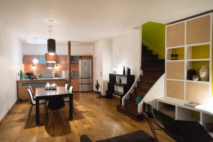 aménagement appartement toulouse Carmes