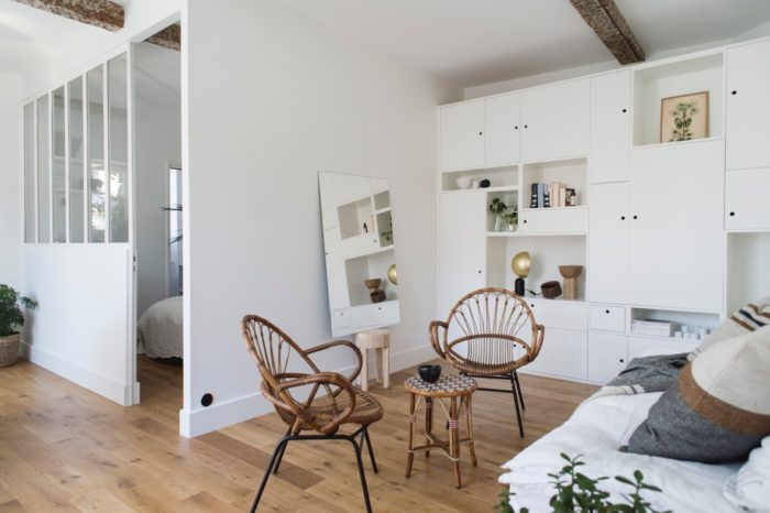 ozenne aménagement appartement toulouse