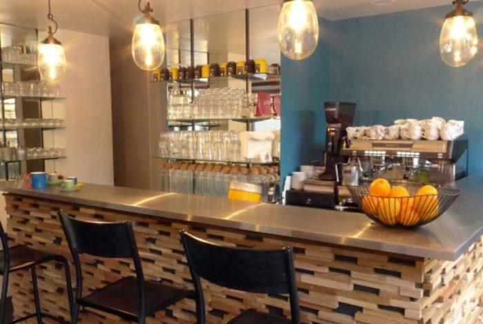rénovation restaurant Les Carmes à toulouse